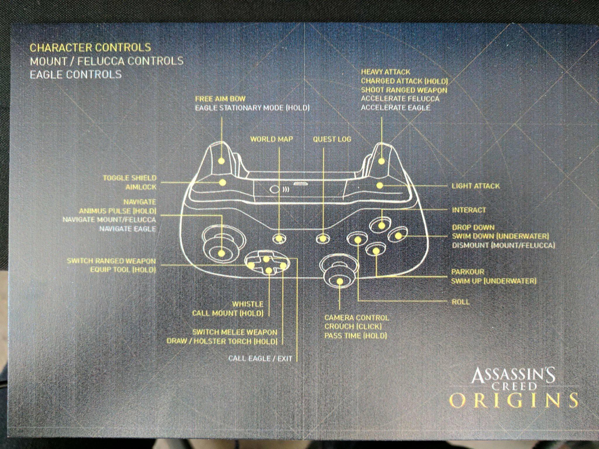 Origins получило стоимость $800