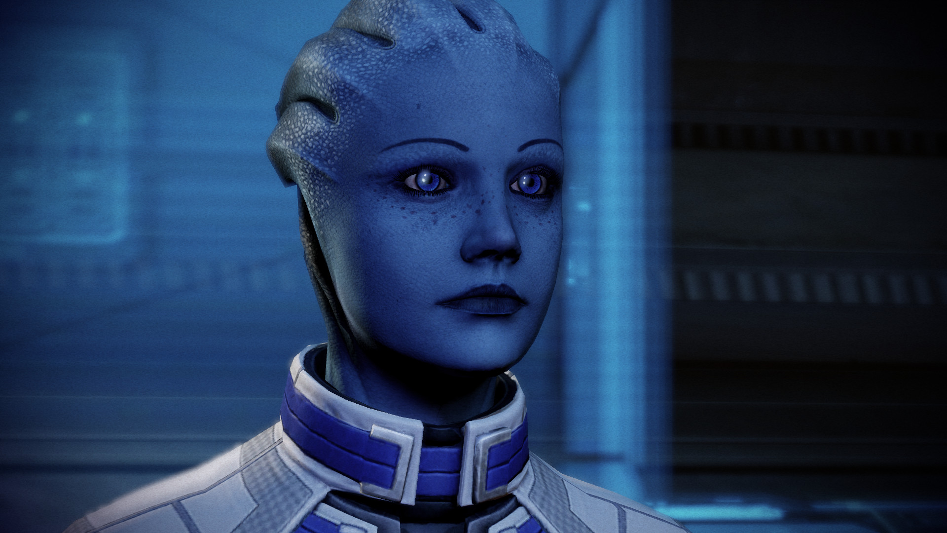 Mass effect impregnation stories exploited video