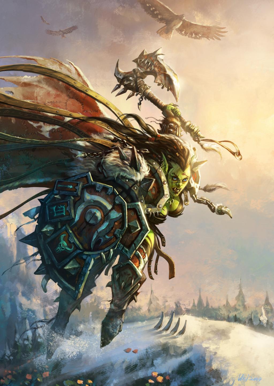 World of warcraft orc speak hardcore galleries