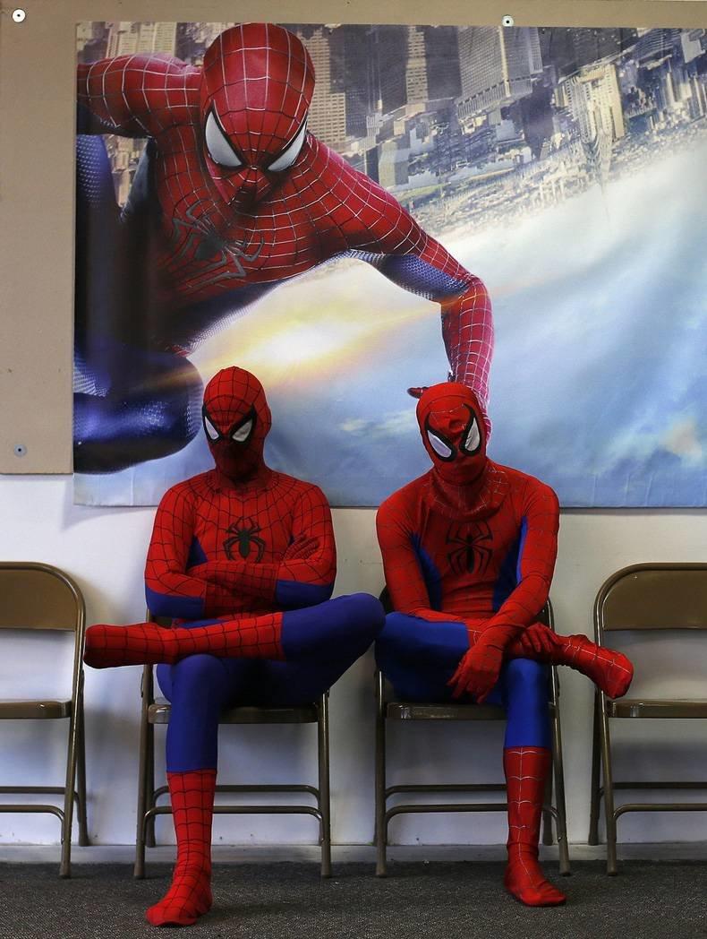 Человек паук картинка прикольная