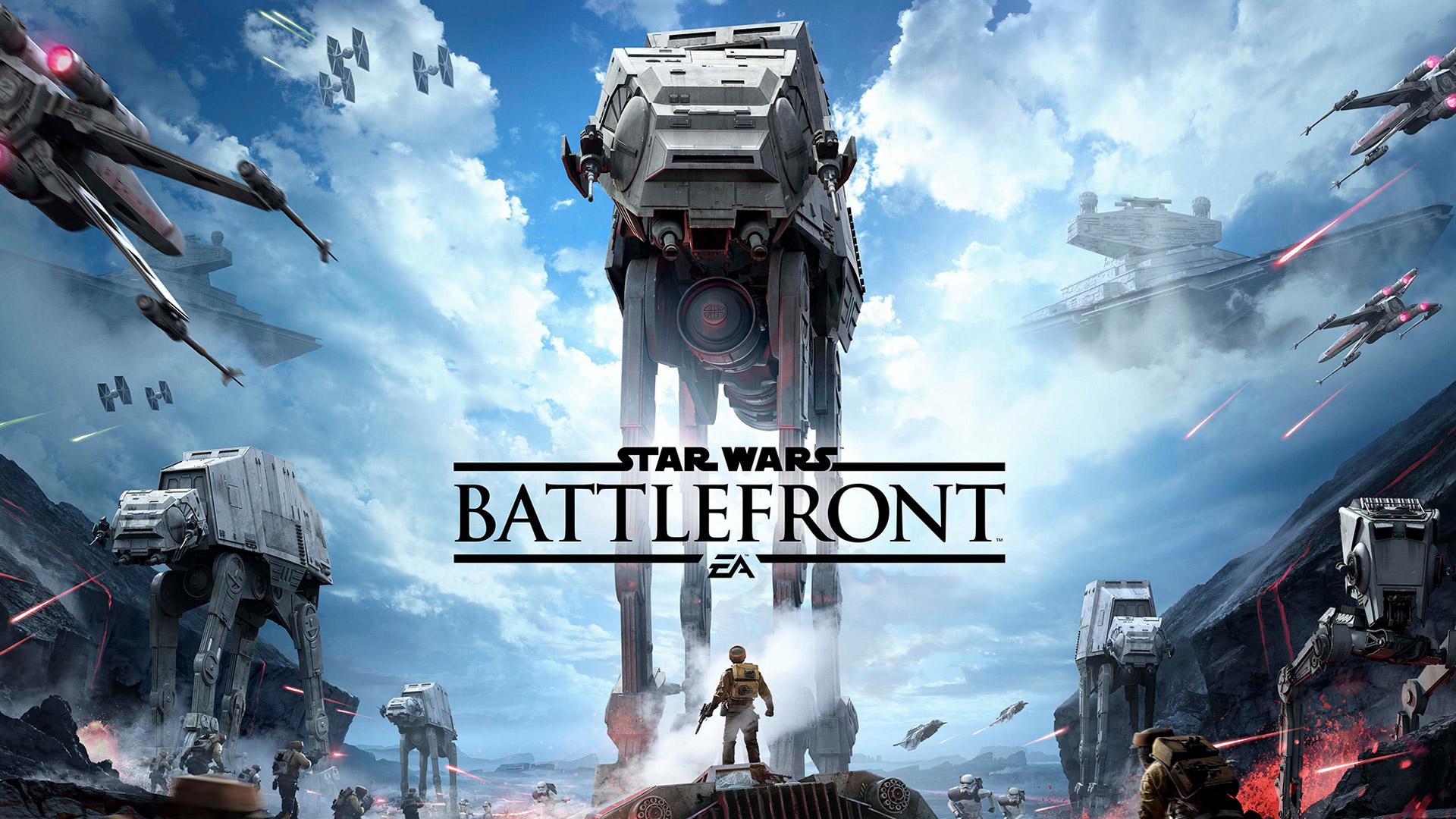 Star Wars Battlefront 2 Сюжетная сцена