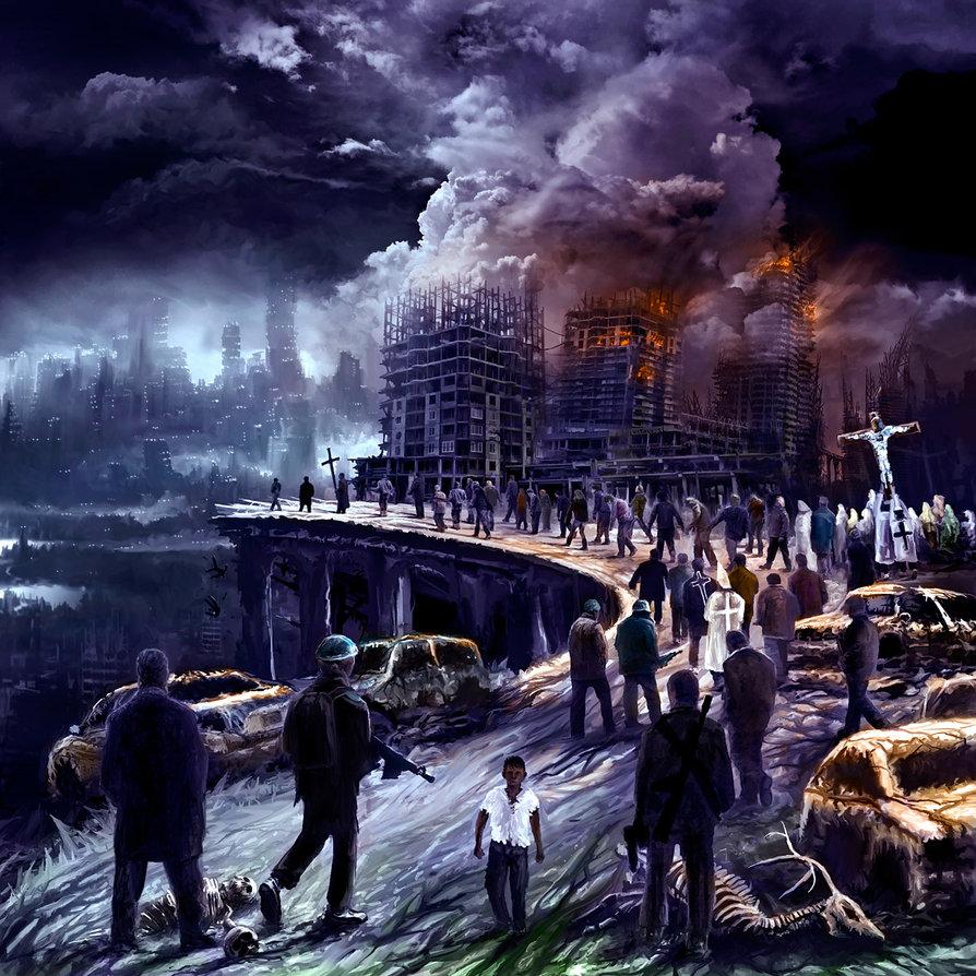 Картинки конец мира